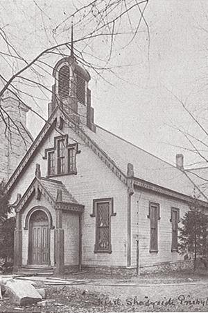 History & Architecture | Shadyside Presbyterian Church