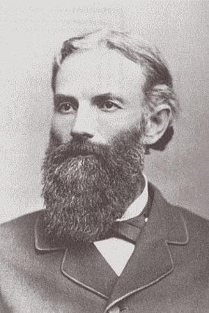 William Trimble Beatty, the first pastor of Shadyside Presbyterian Church
