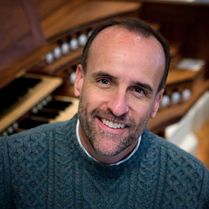 Mark A. Anderson, Director of Music Ministry