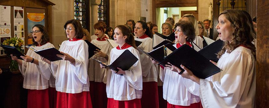 Music Recordings | Shadyside Presbyterian Church