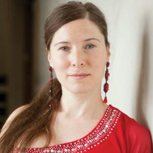 Raquel Winnica Young, mezzo-soprano (Photo by Heather Mull)