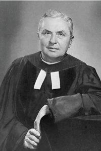 Reverend Dr. Howard Carman Scharfe