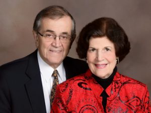 Rev. Dr. John Mehl and Dr. Margaret Ross Mehl